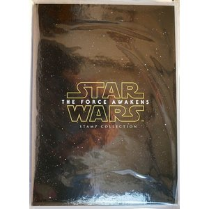 Star Wars「スターウオーズ/フォースの覚醒」フレーム切手Set(未開封新品) kwanryudodtcom 03