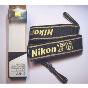 Nikon ニコン純正 F6 ストラップ/ANJ-19(新品)|kwanryudodtcom