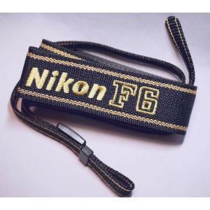 Nikon ニコン純正 F6 ストラップ/ANJ-19(新品)|kwanryudodtcom|02