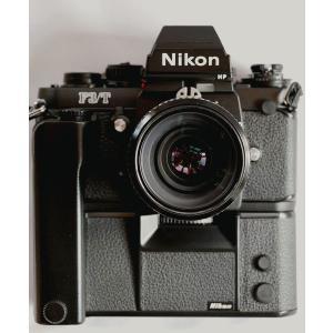Nikon  ニコン F3用 モータードライブ MD-4 (極美品)|kwanryudodtcom