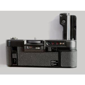 Nikon  ニコン F3用 モータードライブ MD-4 (極美品)|kwanryudodtcom|04