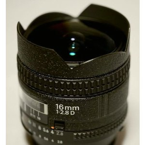 【送料無料】Nikon ニコン AF Fisheye Nikkor 16mm F2.8D(極美品中古)|kwanryudodtcom|03