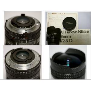 【送料無料】Nikon ニコン AF Fisheye Nikkor 16mm F2.8D(極美品中古)|kwanryudodtcom|06
