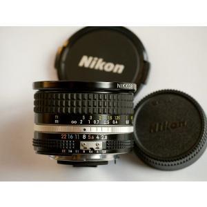 【送料無料】Nikon ニコン NIKKOR 20mm f2.8s (極美品中古)|kwanryudodtcom|05