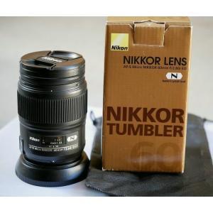 Nikon ニコン オリジナル ニッコールタンブラー/Micro 60(スタンド付)(新品)|kwanryudodtcom|03