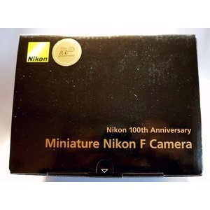 Nikon ニコン 100周年記念  F ミニチュア(新品)|kwanryudodtcom|04