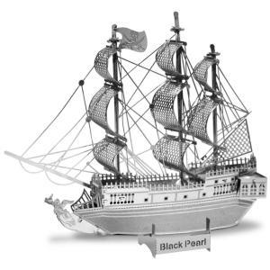 メタリックナノパズル ブラックパール号 TMN-11 kwelfare