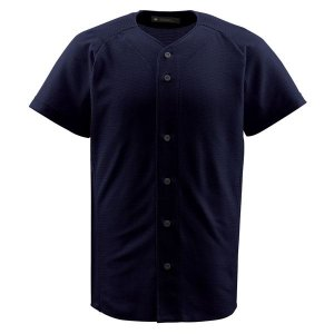 デサント(DESCENTE) フルオープンシャツ (野球) DB1010 ブラック L|kwelfare