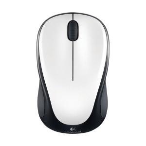 (まとめ) ロジクール Wireless Mouse アイボリーホワイト M235RIW 1個 〔×2セット〕 kwelfare