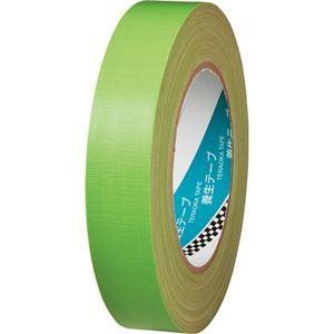 (まとめ) 寺岡製作所 養生布テープ 148A 25mm×25m 若葉 148AW25 1巻 〔×15セット〕|kwelfare