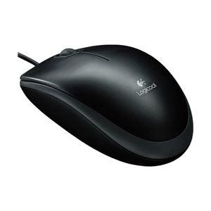 ロジクール マウス ブラック M100rBK kwelfare