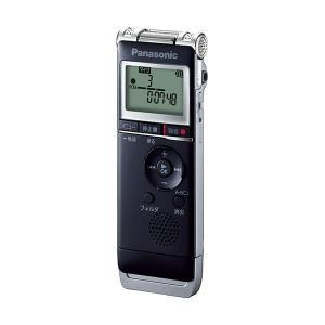 パナソニック ICレコーダー 8GBブラック RR-XS370-K 1台 kwelfare