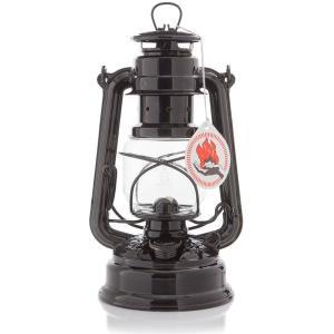 灯油ランタン/照明器具 〔ジェットブラック〕 ドイツ製 フュアハンド 『ベイビースペシャル276 カラー』 〔キャンプ アウトドア〕|kwelfare