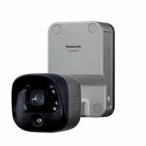 Panasonic ホームネットワークシステム(屋外バッテリーカメラ) KX-HC300S-H|kwelfare