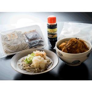 越前 そば 3食 & ソースカツ 9枚 セット 送料無料 ( 生そば 蕎麦 冷凍 おろし 無し ) セール お中元 食べ物|kwgchi|05