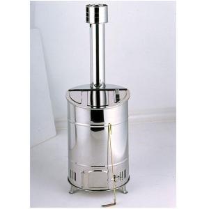 「ステンレス製 家庭用焼却炉 60」ドラム缶焼却炉|kwn