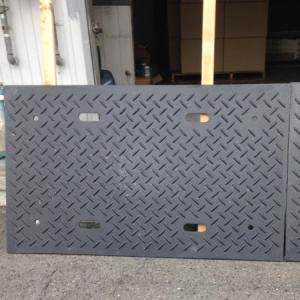 「セ−フティプラボード」敷鉄板の代わり ぬかるみ対策|kwn