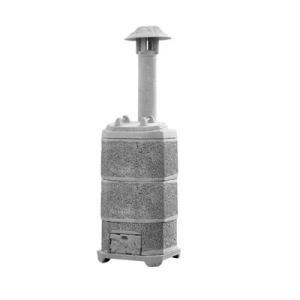焼却炉 家庭用「山水籠(さんすいろう) SR245」|kwn
