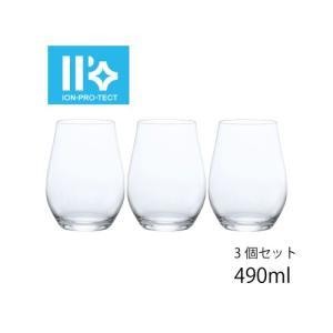 アデリア イオンプロテクト ワインタンブラーL  3個セット|kwtdi