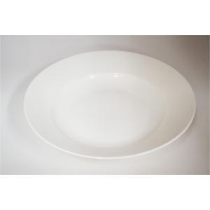 パスタ皿 スープ皿  ポーセレン 23cm (呼名22cm) Lombardi|kwtdi