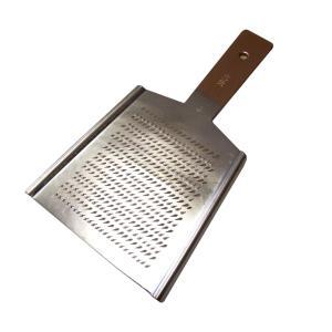 大矢製作所作 手作りの銅おろし金 平型4号(標準) 両面刃|kwtdi