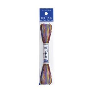 オリムパス 刺し子糸  ミックス 20m|ky-yoshikawa