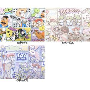 キャラクター生地 布 ディズニー ピクサー トイストーリー 2020年 継続 入園入学 アメコミ柄 G7336−1 商用利用不可|ky-yoshikawa
