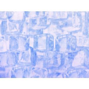 生地 布 USAコットン アイスキューブ 5502−55 氷 ロックアイス 水割り ice cubes KANVAS カンヴァス Benartex ベナーテックス お酒 アルコール
