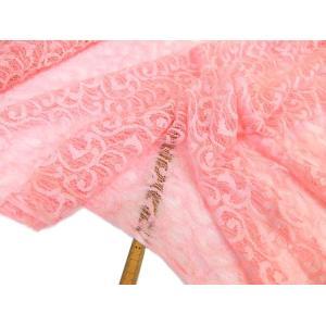 持越品 在庫処分ラッセルレース 生地/布194184 #10約100cm巾商用利用可能|ky-yoshikawa