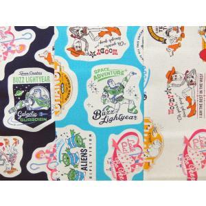 キャラクター生地 布 11号ハンプ ディズニー ピクサー トイストーリー4 G7378−1 2019年6月 入園入学 商用利用不可 ky-yoshikawa