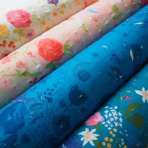 ダブルガーゼ キルティング生地 naniIRO Textile 2019 ナニイロ 伊藤尚美 EGXQ10370−1 Fuccra フックラ 商用利用不可 ky-yoshikawa