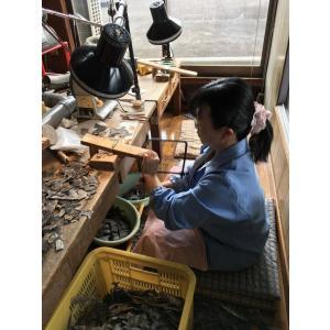 伝統的工芸品 長崎べっ甲指輪 型入 小|kyo-megumi|07