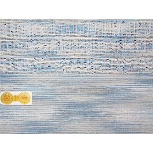 西陣織 夏物袋帯 泰生織物 夏上代袋帯 よろけ絣|kyo-obi-nishijinya|04
