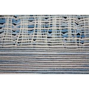 西陣織 夏物袋帯 泰生織物 夏上代袋帯 よろけ絣|kyo-obi-nishijinya|05