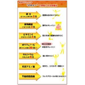 アサイー スムージー(ガラナ入り) 100g×40袋 フルッタ 冷凍 アサイーピューレ|kyodai|09