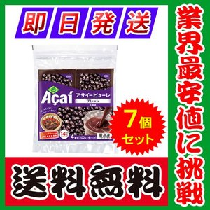 アサイー パルプ 100g×28袋 フルッタフルッタ 冷凍 アサイーピューレ|kyodai