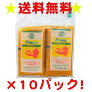 マンゴーフルーツパルプ 400g×10パック フルッタ 冷凍 kyodai