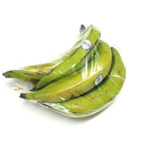 グリーンバナナ (プラタノ) エクアドル産 5本セット (1本あたり250〜350g) platano