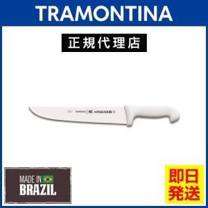 TRAMONTINA シュラスコ用ナイフ プロフェッショナル 刃渡り10インチ|kyodai