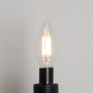 LED電球 シャンデリア球 フィラメント型 ク...の詳細画像3