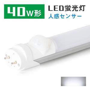 【特徴】 ●人感センサー付、自動的に点灯、消灯だから更に省エネで経済的です ●電気工事なしで既存の4...