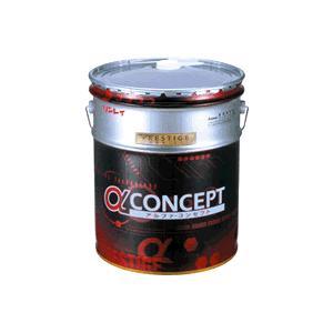 送料無料! ワックス 化学床用 リンレイ プレステージアルファコンセプト18L(アイオノマー配合光沢維持特化高濃度樹脂ワックス)|kyoeinet