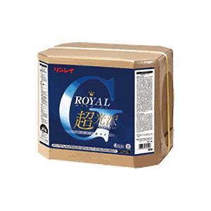 送料無料! ワックス 化学床用 ハイグレイド光沢&耐久 リンレイロイヤルG18L(高濃度樹脂ワックス)|kyoeinet