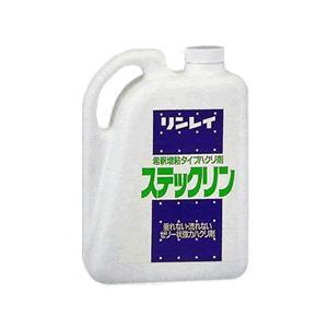 ワックス ハクリ剤 ゼリー状強力ハクリ剤 ステックリン4L(希釈増粘タイプ)|kyoeinet
