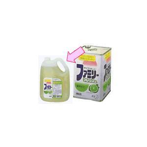 【食器用洗剤】ファミリーフレッシュ 4.5L|kyoeinet