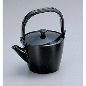 1L プラスチック製 どびん(急須) 小 スモークブラウン スリーライン[TS-1]お茶 客室備品 福祉施設 土瓶 丈夫 業務用|kyoeinet