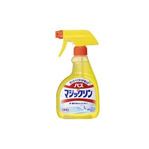 バス用洗剤 湯垢、石けんカス油汚れを素早く落とします! 花王バスマジックリンスプレー 400ml kyoeinet