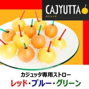 果汁搾り機カジュッタ(CAJYUTTA)専用 ストロー 全3色(400本入り) (EBM18-1)(1131-05)|kyoeinet