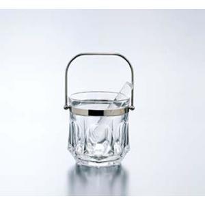 【ワイン・バー用品】【業務用】【ウイスキー・焼酎・カクテル用品】【アイスペール・氷入れ】ガラス アイスペールフルース56176(EBM17-1)(1719-02) kyoeinet