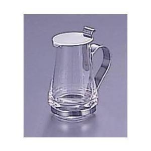 【卓上用品】【ティー・お茶・紅茶用品】【ミルク・シロップ・容器・ポット】【ガラス製】ガラス ミルクポットNo.1012 50ml(EBM17-1)(1615-26) kyoeinet